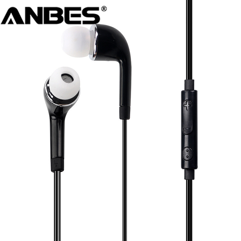 3.5mm Jack Wired Earphones With Mic Super Bass Headset Hands-free Sport headphones For Samsung Galaxy S6 S3 S4 Note 3 4 ecouteur s6 3 5mm in ear earphones headset with mic volume control remote control for samsung galaxy s5 s4 s7 s6 note 5 4 3 xiaomi 2