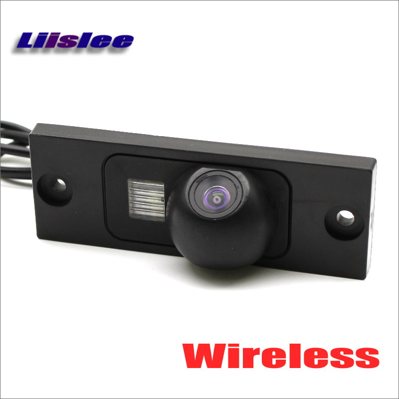 Liislee Wireless Rear View Camera For Chrysler Grand Voyager / Lancia Voyager 2008~2015 / Car Parking Back Up Camera chrysler voyager iv 2001 2008