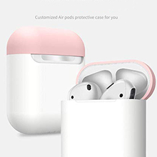 case for apple airpods headphone wireless TPU luxury/silicone iphone accessories Transparent