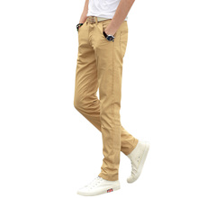 Jeans Autumn Winter New Fashion 2017 Slim Straight Men Casual Pants Man Pocket Trousers Plus Size Free Shipping
