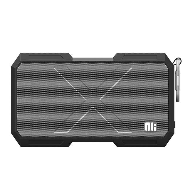 Bluetooth Loa NILLKIN 2 trong 1 Bộ Sạc Điện Thoại Ngoài Trời Bluetooth 4.0 Loa ngân hàng Điện trạm trong 1 âm nhạc hộp loa protable
