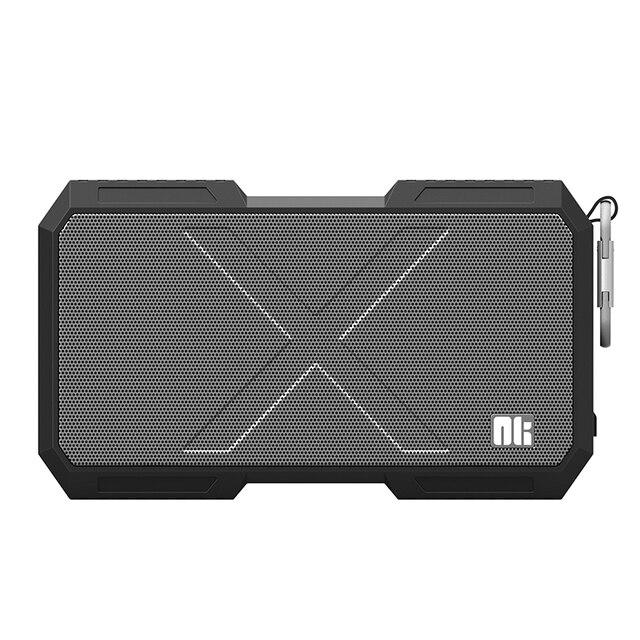 Bluetooth רמקול NILLKIN 2 ב 1 טלפון מטען חיצוני Bluetooth 4.0 רמקול כוח בנק תחנת ב 1 מוסיקה תיבת רמקול protable