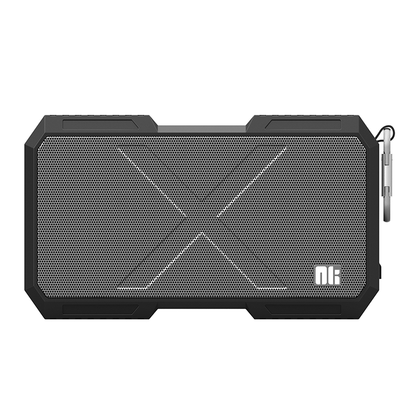 Bluetooth Speaker NILLKIN 2 in 1 Phone Charger Outdoor Bluetooth 4.0 Speaker Power bank station in 1 music box speaker Protable remax h1 desktop speaker leather straps power bank mini portable speaker rb h1 hifi box and 8800mah power bank 2 in 1 function