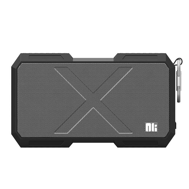 Falante Bluetooth NILLKIN 2 em 1 Carregador de Telefone Bluetooth Ao Ar Livre 4.0 Orador estação de banco de Potência em 1 music box speaker Protable