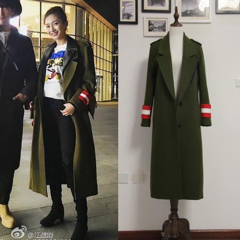 Wool Military Coat Women Promotion-Shop for Promotional Wool ...