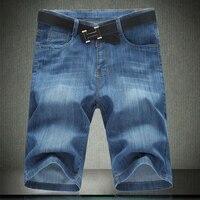 2018 Summer Men Clothing Casual Denim Shorts Man Jeans Summer Jean Mens Shorts Plus Size 32