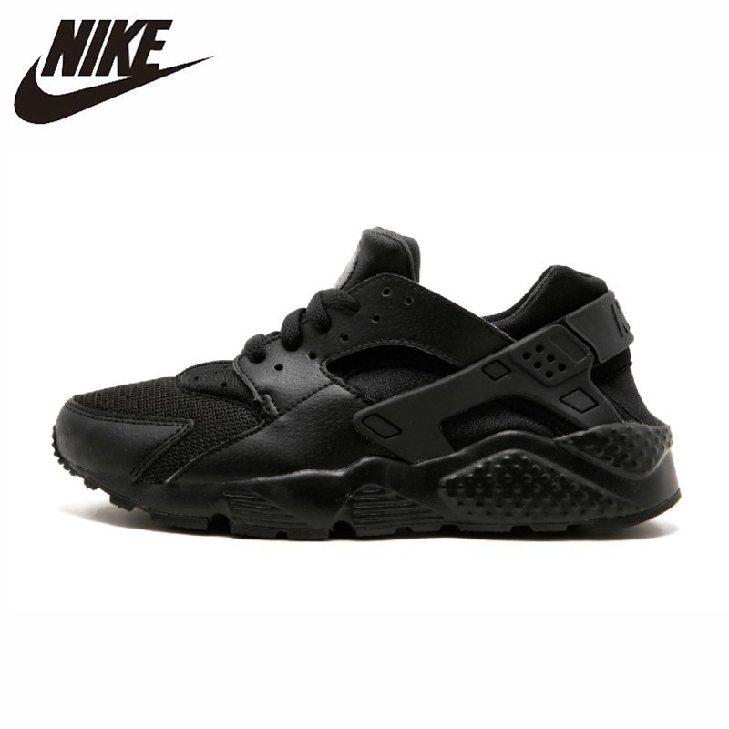 Nike Huarache Run GS Original Women Running Shoes Lightweight Breathable Outdoor Sports Sneakers  #654275
