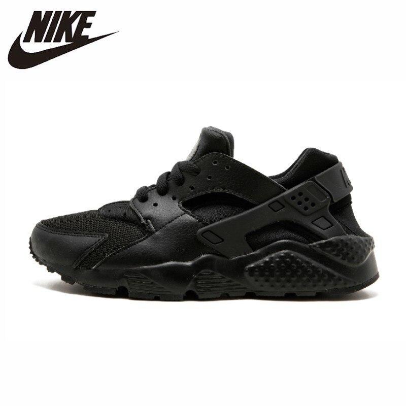 Nike Huarache Run GS Original femmes chaussures de course léger respirant Sports de plein air baskets #654275