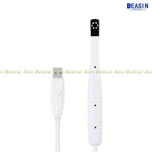 Image 3 - NEW Dental USB oral material Oral endoscope handle HD pixel USB plug Dental intraoral camera