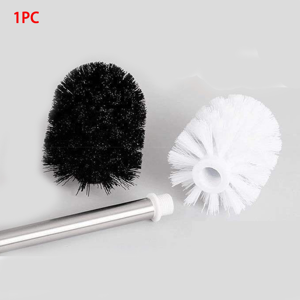 1 PC Stainless Steel Metal Handle Bathroom Toilet Ceaning Brush Holder Toilet Brush Scrubber Bathroom Cleaning Tool Accessories in Toilet Brush Holders from Home Improvement