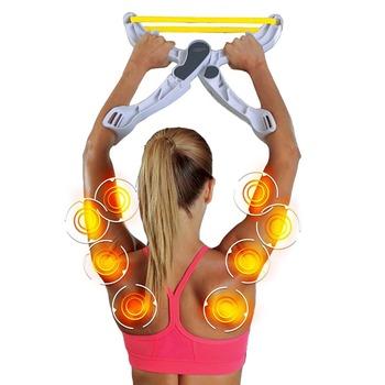 Arm Blaster Arm siła Brawn przyrząd treningowy przedramię nadgarstek Exerciser Force sprzęt do fitnessu kulka do ściskania mocne opaski tanie i dobre opinie ARMS Arm Strength baellerry All fitness levels crossfit