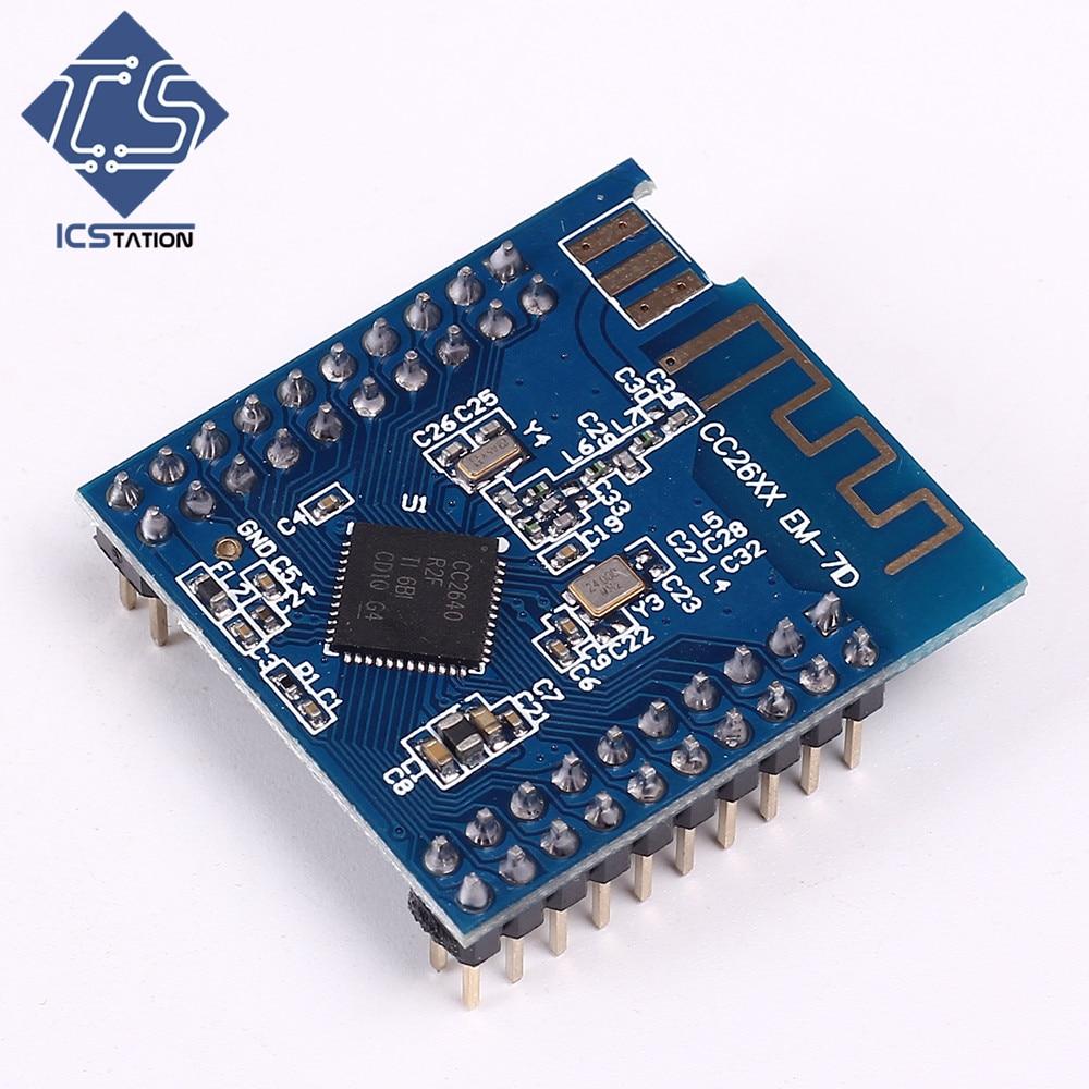 CC2640R2F Coreboard Wireless Bluetooth 5.0 Module Development Board Wireless Board cc2640r2f coreboard wireless bluetooth 5 0 module development board wireless board