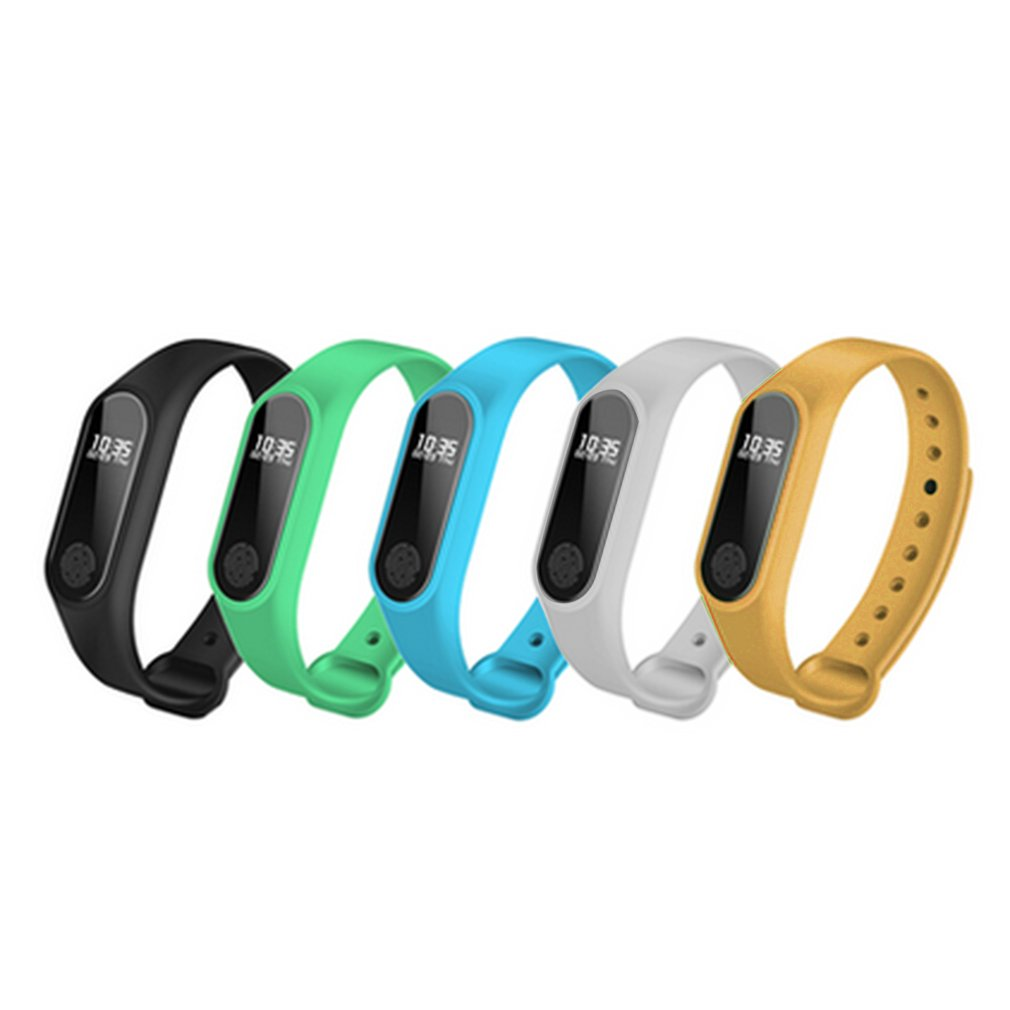 Touch Screen M2 Bluetooth Smart Band Waterproof Sports Fitness Heart Rate Monitor Wristband Health Sleep Monitor fitness tracker