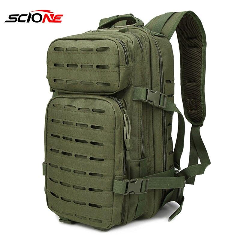 20L/30L Nylon alpinisme sac à dos militaire étanche tactique sacs hommes femmes en plein air voyage équitation randonnée Camping sac XA54G