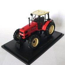 1/43 литье трактор ферма модель автомобиля сплав Коллекционная модель