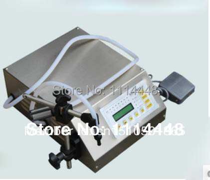 New 2014 Digital Control liquid filling machine (5-3500ml) for mineral water juice beverage milk жидкий парафин wend mf natural liquid juice mid 120 ml black