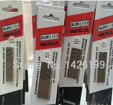 Symbol Of The Brand Free Shipping 5 Pcs 5.0 Mm Cobalt Containing High Speed Steel Co-hss M42 Twist Drill Bits For Metal Drilling 100% Guarantee