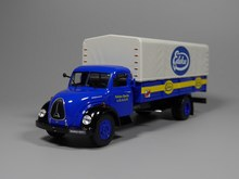 "Auto Inn-Ixo 1:43 Truck-Magirus Deutz ""Edeka"" Diecast Model Mobil(China)"