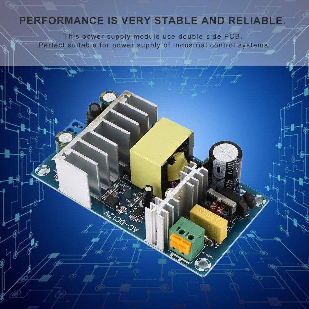 Ac 85-265 V Zu Dc 12 V 8a 50/60hz Power Supply Board Professionelle Doppel- Seite Pcb Schaltnetzteil-modul