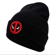 Men And Woman Soft Skullies Winter Hats Women Beanies Outdoor Ski Sports Warm Baggy Men Deadpool Hats Bonnet Knitted Female Caps