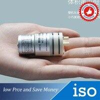 1.1L/min High Vacuum Diaphragm Pump Mini Air Suction Pump