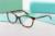 Moda TR90 Óculos Mulheres Marca de Óculos de Acetato de Full-aro Armações de óculos Frame Ótico Óculos de Leitura Nova Chegada 2109