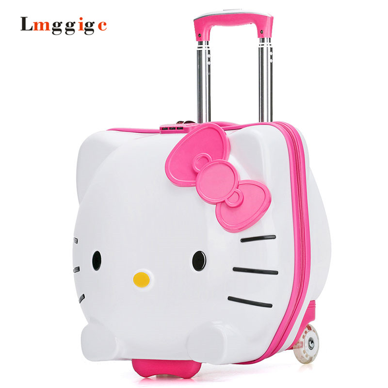 Compare Prices on Hello Kitty Suitcase- Online Shopping/Buy Low ...