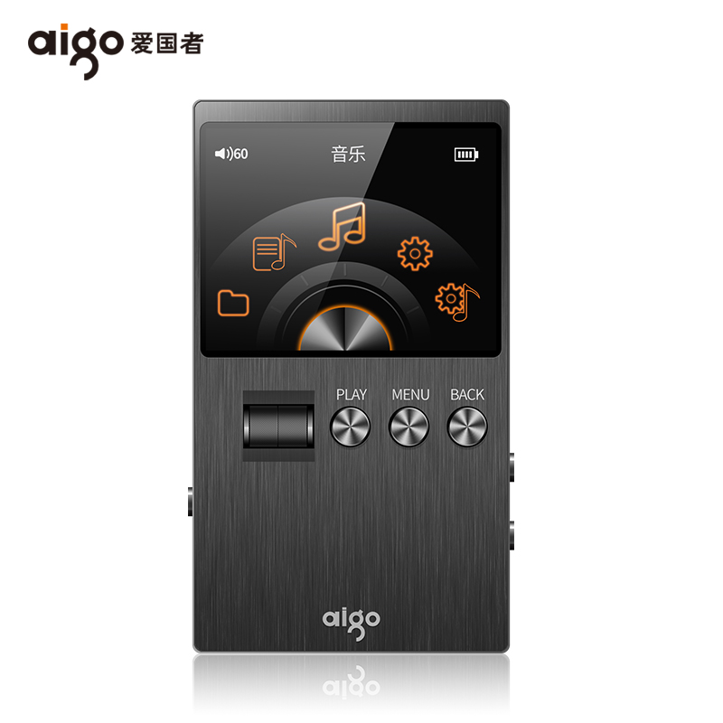 AIGO M6plus HiFi Loseless Audiophile Music Player Master Sound DSD 128 Professional USB Portable MP3 Player 128G Support musiland 01us mark2 usb hifi external sound card hardware decoding dsd support 32bit 384khz