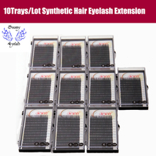 Lashes Extension Individual Eyelash