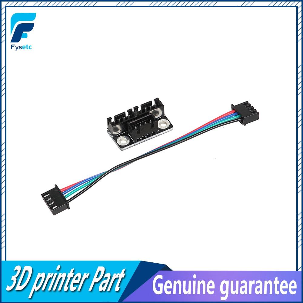 2pcs/lot 3D Printer Parts Motor Parallel Module for Double Z Axis Dual Z Motors for Lerdge 3D Printer Board mooz 2 dual z 3d printer support cnc