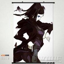 Ergo Groxy Saitou Rie Yusa Kouji японское аниме 60*90 см настенный прокрутки плакат