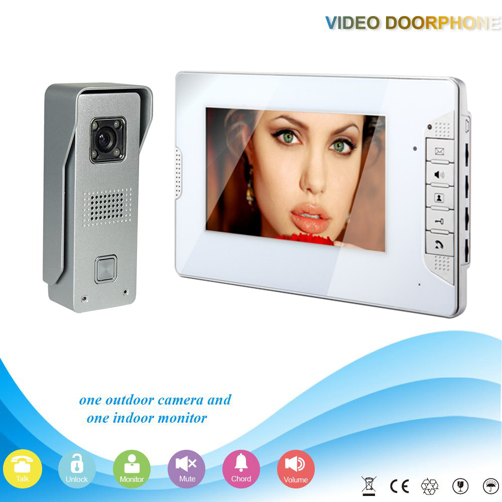 Xinsilu V70E M3 1V1 XINSILU Manufacturer HOT Sale 7 Handfree font b Video b font Door