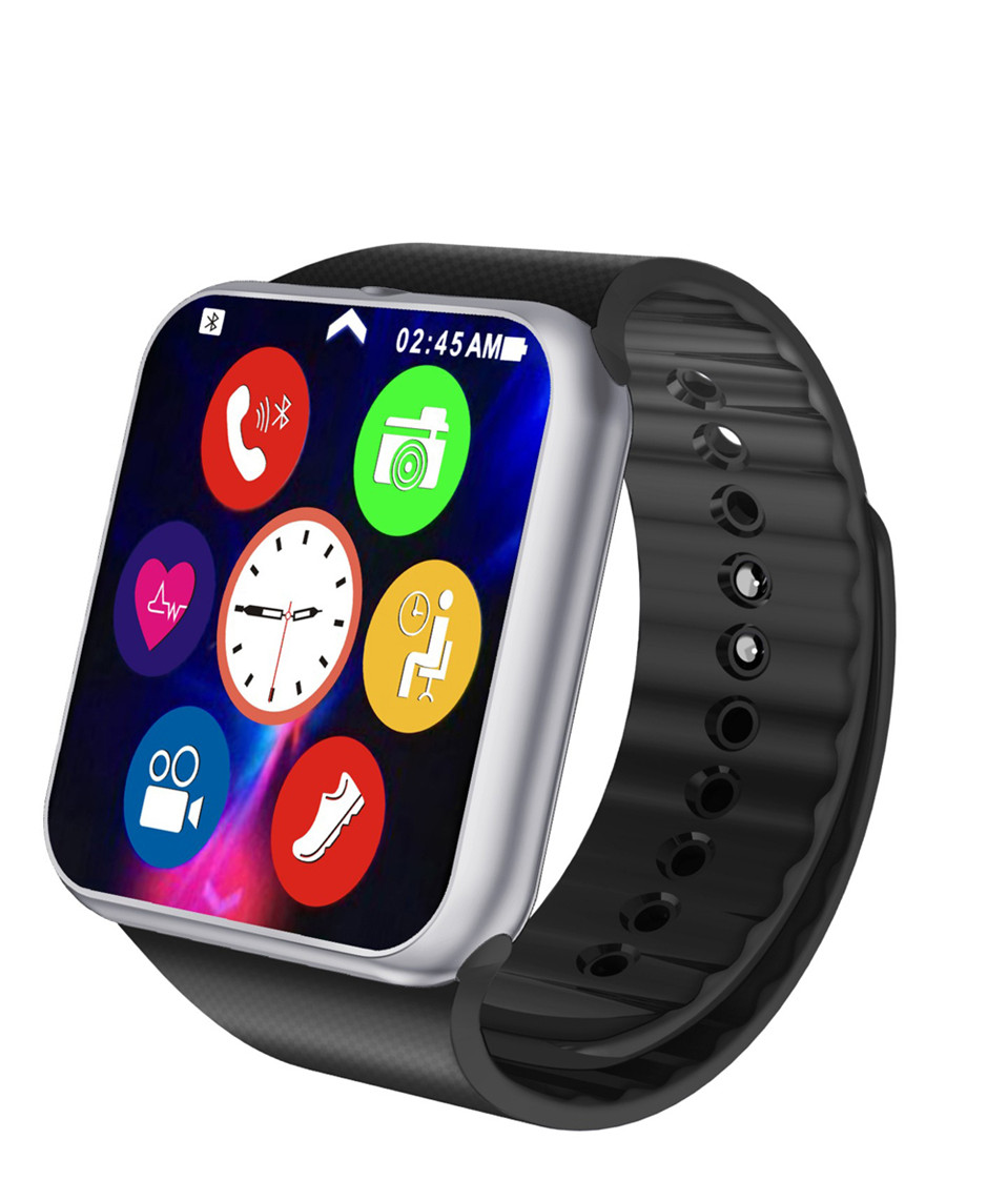 ФОТО Better than smart watch a9, Heart Rate Smartwatch gsm phone watch Smart watch X1S for Apple phone android phone Free Shipping