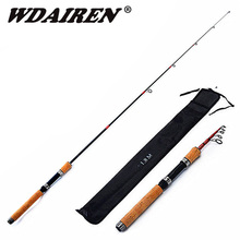 Carbon M power lure 3.5g -25g1.6M - 2.7M Portable Telescopic Fishing Rod Spinning Fish Hand Fishing Tackle Sea Rod FA-302