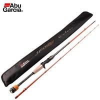 Abu Garcia Lure Fishing Rod 1.98m 2 Section M Power Carbon Fiber Casting Fishing Rod Lure Weight 3/16 3/4OZ Vara De Pesca Peche