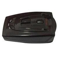 Professional Black Portable Car Detector Multi Language Anti Radar Detector Alarm System Car Radar Laser Detector