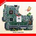 Nuevo para asus n53sv n53sn n53sm madre del ordenador portátil original (mainboard) gt540m 4ram ranuras rev2.0 rev2.1 rev2.2 usb 3.0