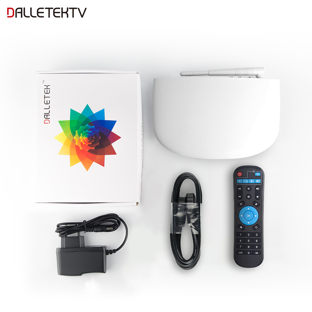 US $72 95 35% OFF|IPTV Europe 2500 Live Channels 1 Year IUDTV IPTV Code  Subscription French Swedish IP Tv Box Dalletektv Android 8 1 Smart TV  Box-in