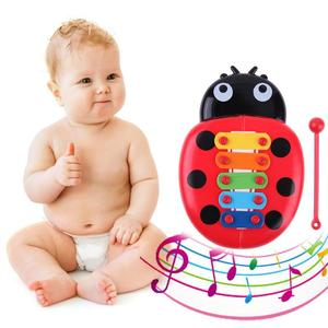 Baby Musical Toy Insects Shape