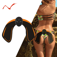 EMS Hip Trainer Abdominal Muscle Trainer Muscle Stimulator Trainer Fitness Gym Equipment Exercise Machine Fitness Body Slimming