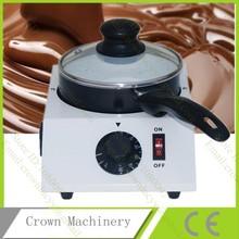 Электрическая 110V 220V керамическая антипригарная машина для закалки шоколада; шоколадная плавильная печь; машина для плавления шоколада