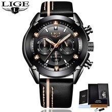 Relojes Hombre 2018 Leather Sport LIGE9864
