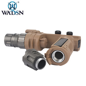 Image 5 - WADSN surefir TACTICAL weapon flashlight rifle light  M900V VERTICAL FOREGRIP WEAPONLIGHT  WEX451