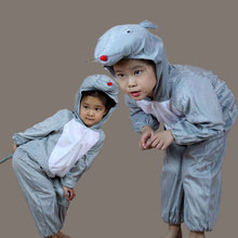 Child Kids Toddler Tween Pajama Cartoon Animal Mouse Costumes Performance Clothing Suit Childrens Day Halloween Costume
