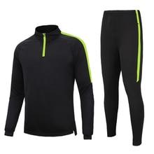 Long – Sleeved Mens Tracksuit For Running