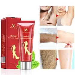Крем для удаления волос водонепроницаемый женьшень безболезненный депилятор эпиляция для удаления волос крем для ног тела подмышек