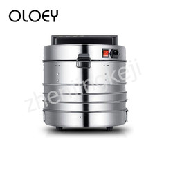 Household Stainless Steel Fruit And Vegetable Dehydrator Dryer Multilayer Intelligent Timing Temperature Control High Capacity