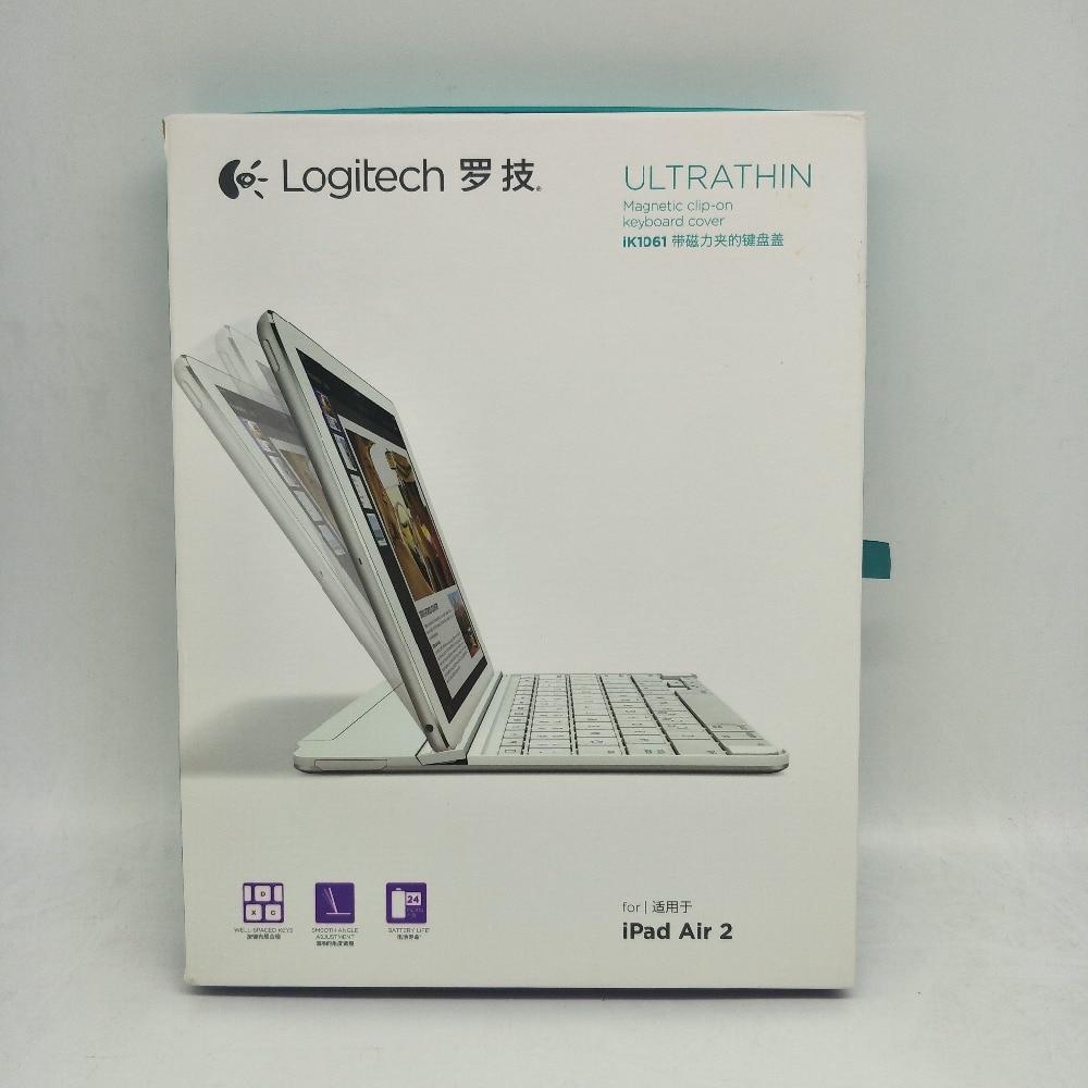 Housse d'origine logitech ik1061 iPad air2 avec housse de clavier bluetooth