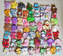 AE070 assorted shapes cartoon appliques 24pcs in 12 styles fashion patches for children garment