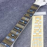 100pcs guitar font b ukulele b font scale sticker paster label on neck fretboard for learning.jpg 200x200